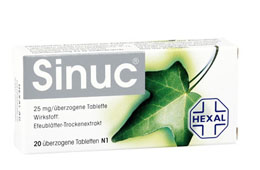 Sinuc® Tabletten